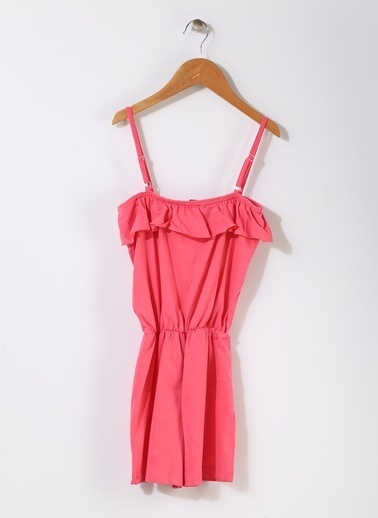 Pink&Orange Tulum Fuşya